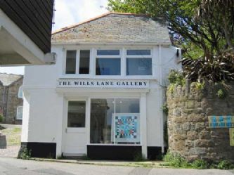 henry gilbert's wills lane gallery st ives